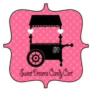 candy cart logo